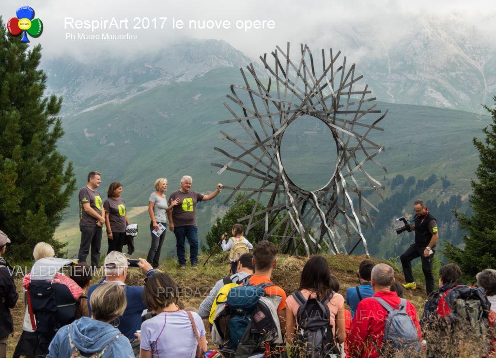 respirart 2017 pampeago37 Inaugurate 4 nuove opere al RespirArt Day 2017   Fotogallery