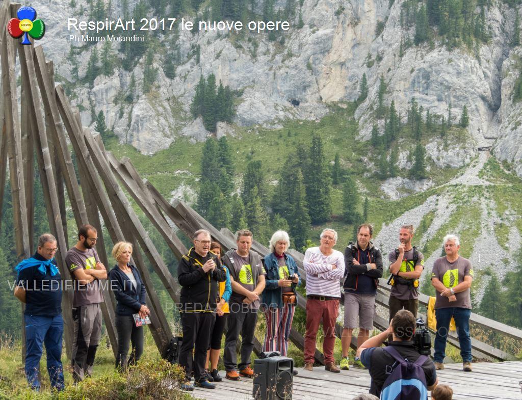 respirart 2017 pampeago78 Inaugurate 4 nuove opere al RespirArt Day 2017   Fotogallery