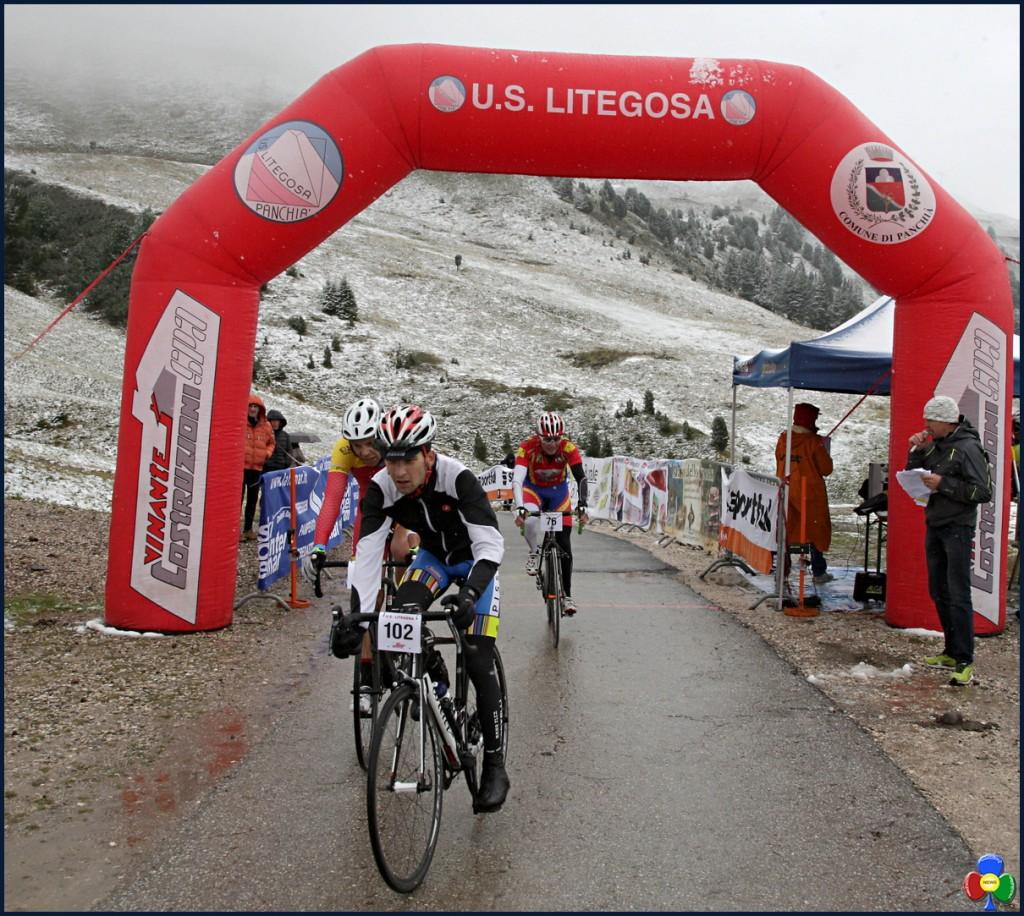 Trofeo Passo Pampeago 1024x916 6° Trofeo Passo Pampeago, la cronoscalata si è imbiancata