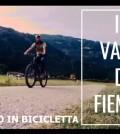 fiemme al lavoro in bicicletta