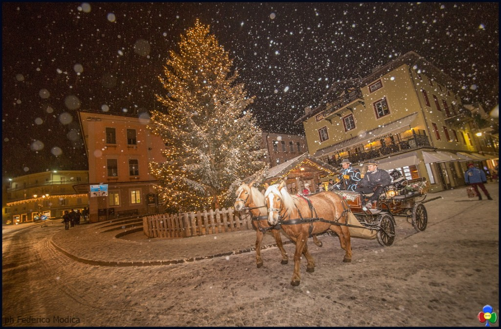 "Natale CAVALESE visitfiemme.it  1024x673 Cavalese: buon ""magnifico"" Natale"