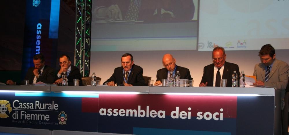 cassa rurale fiemme Piazzi Defrancesco Zanon Dalpalu Giacomuzzi Nones Assemblee Straordinarie Casse Rurali di Fiemme verso la fusione