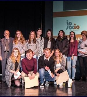 studenti premiati fiemme 2017