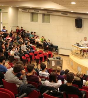 studenti progetto open cavalese
