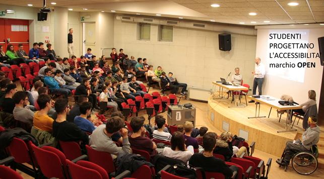 studenti progetto open cavalese OPEN il progetto accessibile degli studenti di Cavalese