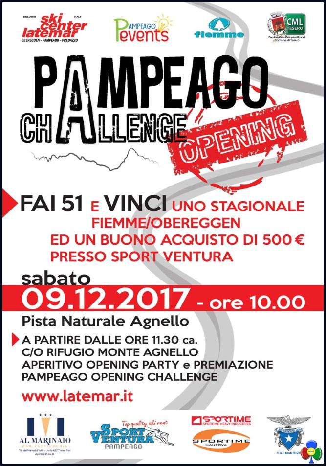 pampeago 51 challenge Pampeago Challenge 51: vinci con 51 centesimi di secondo