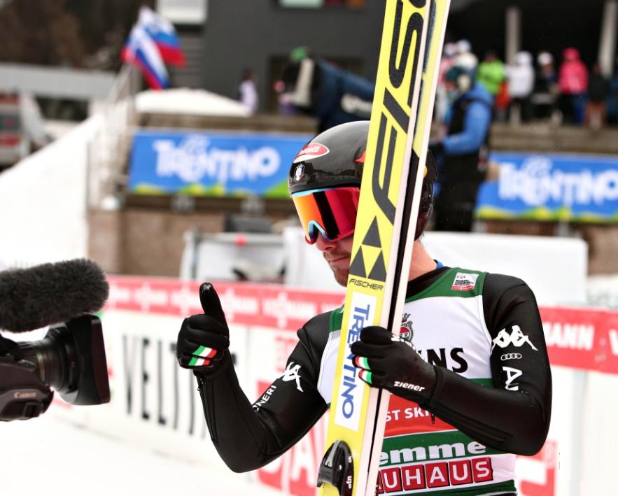 Individual Gundersen salto Conclusa la Coppa del Mondo di combinata nordica in Val di Fiemme