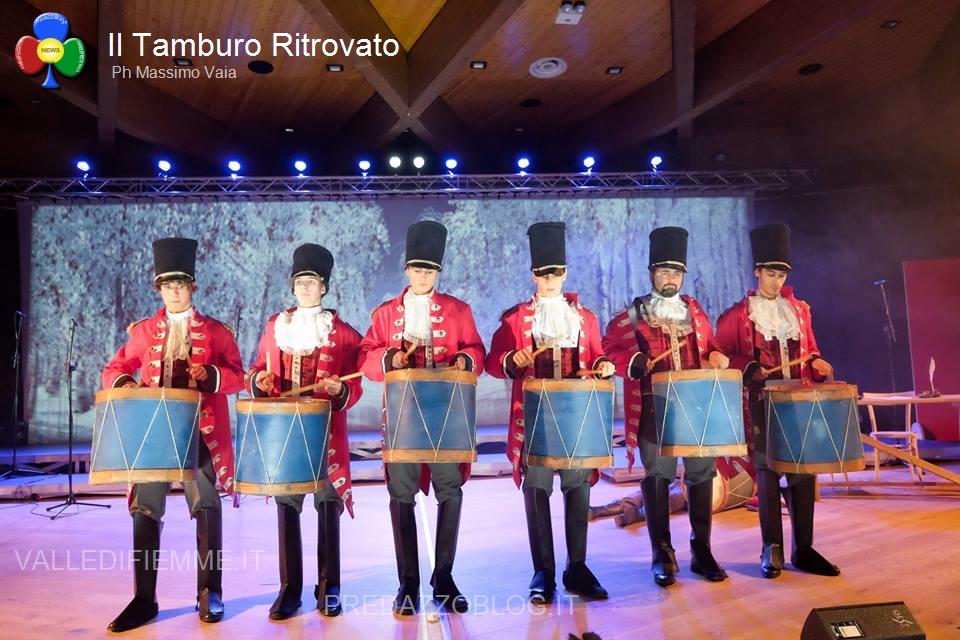 il tamburo ritrovato palafiemme e santa chiara7 Il Tamburo Ritrovato e le grandi emozioni a Natale e Capodanno