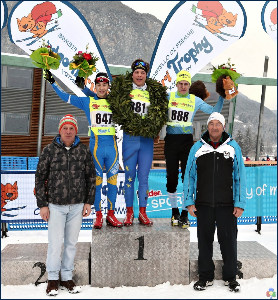 skiry trophy country fiemme 2018 952x1024 Splendida 35.a edizione dello Skiri Trophy XCountry   Classifiche