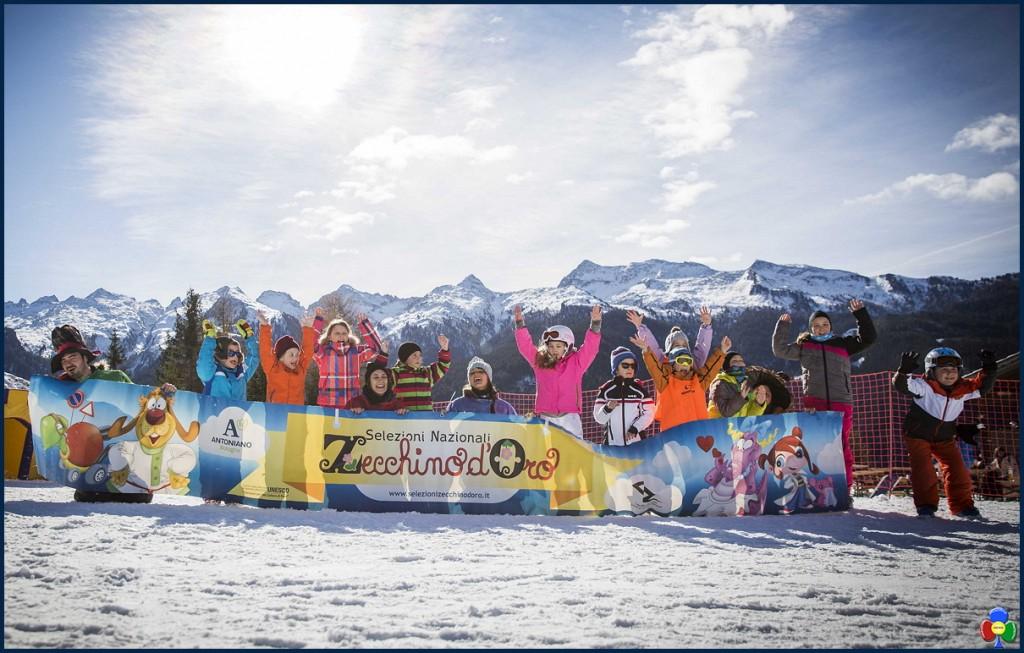 Settimana Bianca dello Zecchino dOro sulla neve Val di Fiemme 2 1024x653 Settimana Bianca dello Zecchino d'Oro sulla neve