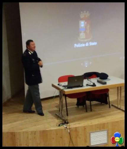 educazione stradale1 Educazione stradale, la Polizia incontra gli studenti a Cavalese