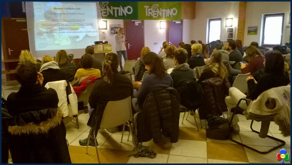 manovre salvavita corso cavalese Buona la partecipazione al corso sulle manovre salvavita pediatriche