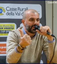 Coach Maurizio Buscaglia