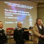 carabinieri cavalese 150x150 POLIZIA STRADALE alla ROSA BIANCA di CAVALESE
