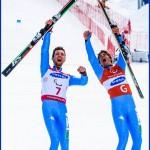 giacomo bertagnolli e fabrizio casal Pyeongchang 2018 150x150 Calcio a 5 partita a Cavalese: Italia   Ucraina