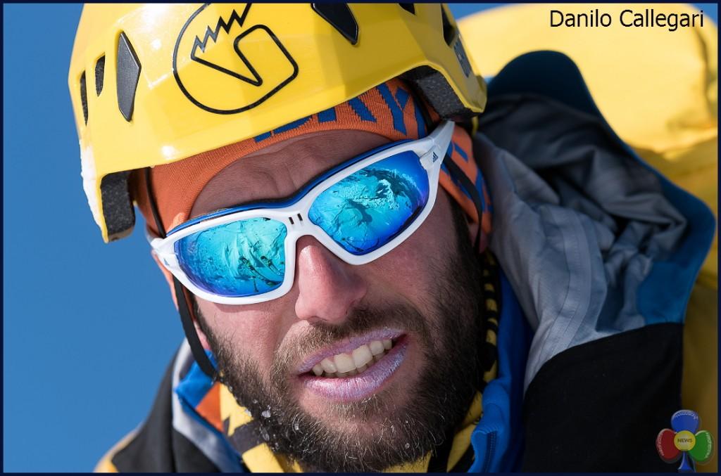 Danilo Callegari 1024x677 Antarctica Extreme la sfida di Danilo Callegari presentata in Val di Fiemme