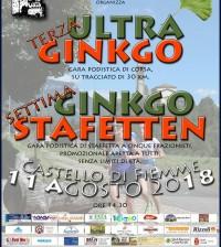 ginkgo stafetten 2018