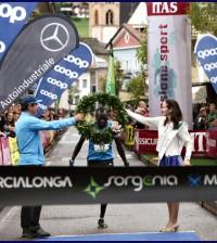 Marcialonga Running, Ousman Jaiteh