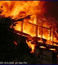 incendio maso bosin tesero diaz