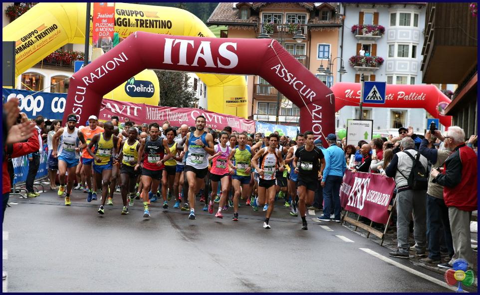 running 2018 Marcialonga Running, Ousman Jaiteh da Lampedusa al trionfo