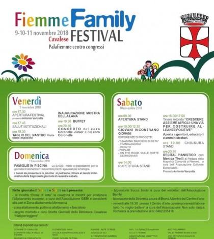 fiemme family festival