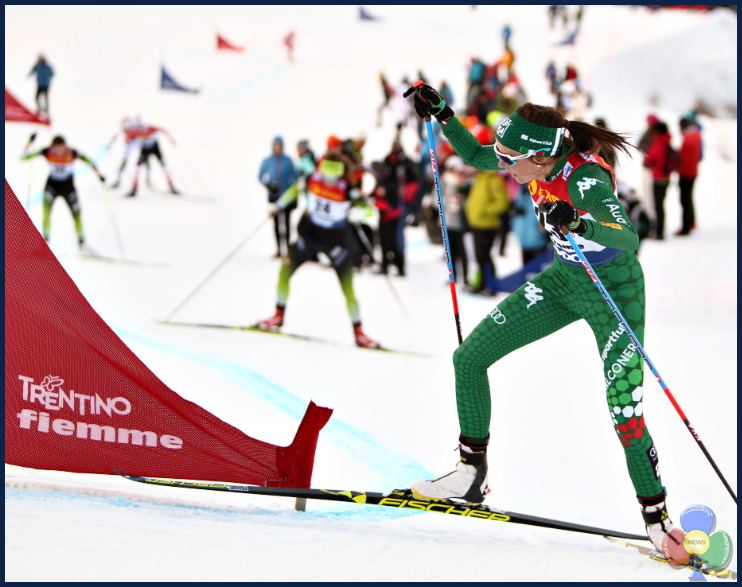 caterina ganz tour de ski cermis Final Climb femminile sul Cermis al 13° Tour de Ski