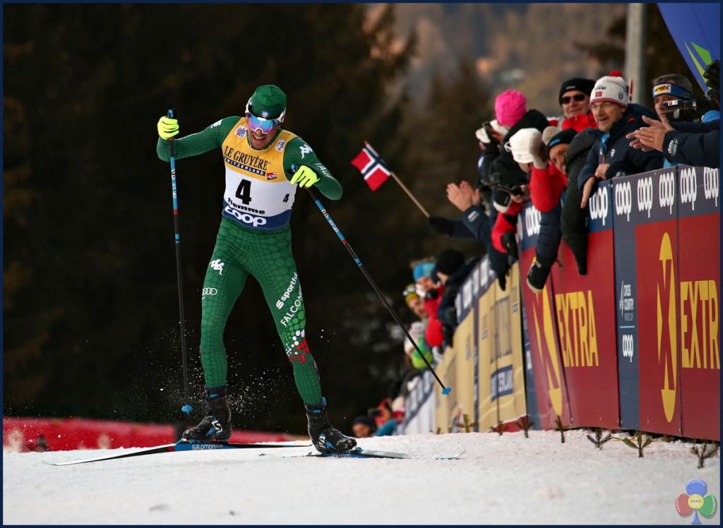 de fabiani 1024x748 Klaebo vince il 13° Tour de Ski oggi in Val di Fiemme