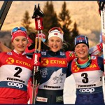 podio femminile tour de ski 2019 cermis 150x150 Ale4m Winter Fest Triathlon il 7 aprile al Cermis