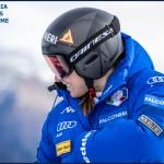 sofia goggia in val di fiemme sul cermis A 150x150 Mondiali di sci, la Svezia si allena in Val di Fiemme