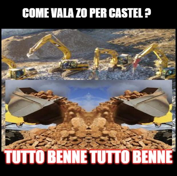 tutto benne a castel Castello di Fiemme, cresce la protesta contro il parcheggio alle bocce