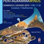 pentagramma winds 2019 150x150 CONCERTO D'AUTUNNO al PalaFiemme con i PentagrammaWinds