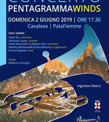 pentagramma winds 2019