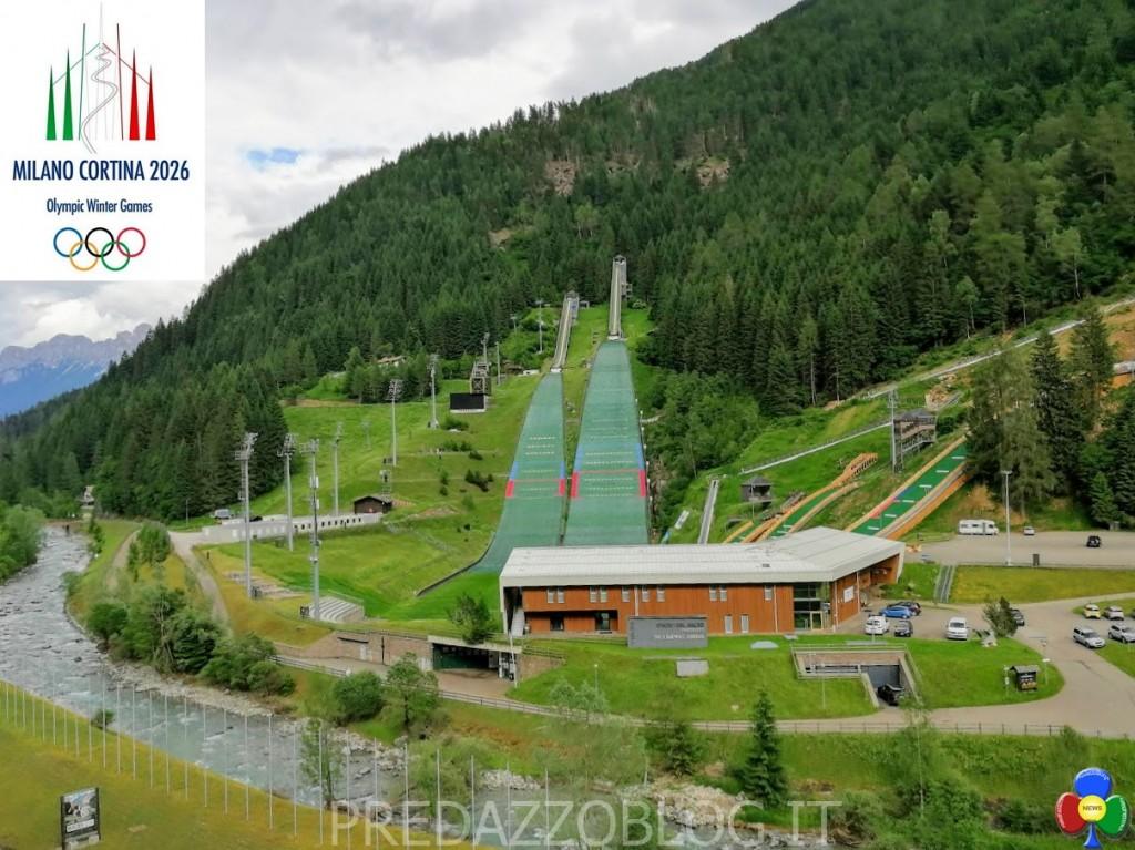 trampolini olimpici predazzo fiemme 1024x767 La Val di Fiemme ospiterà i Campionati Europei OCR 2020