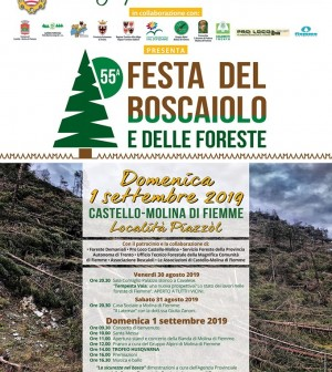 festa del boscaiolo 2019