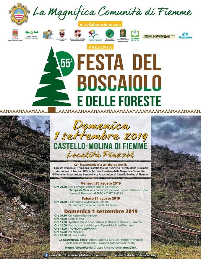 festa del boscaiolo 2019 Festa del Boscaiolo e delle Foreste 2019