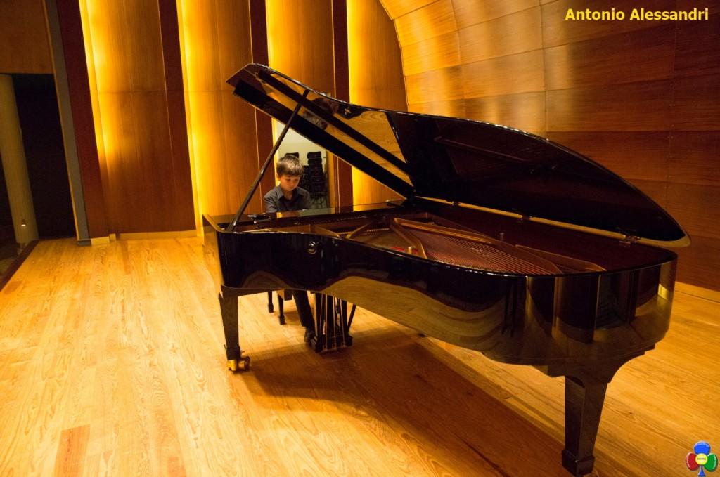 antonio alessandri pianista 1024x679 Val di Fiemme, in concerto un ragazzo prodigio