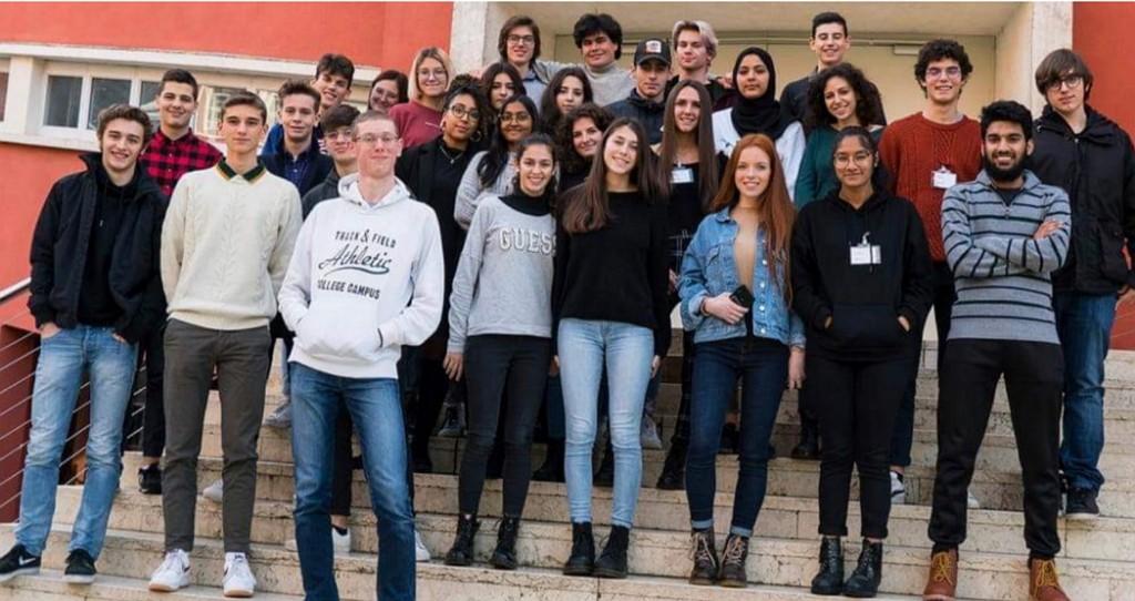 studenti eurac 1024x542 3 studenti della Rosa Bianca alla settimana di formazione EURAC