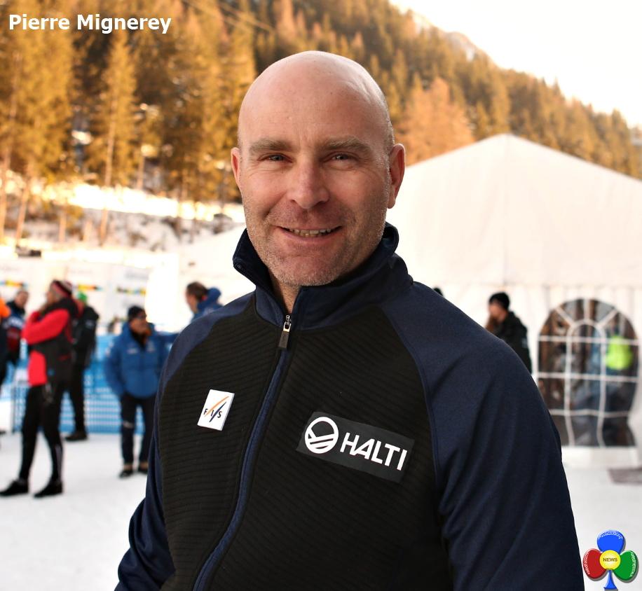 Pierre Mignerey Tour de Ski 2020 la finalissima in Val di Fiemme