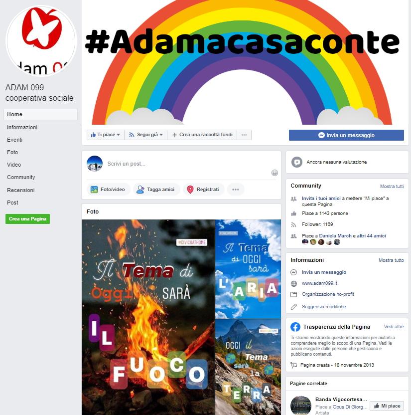adamacasaconte #Adamacasaconte – Speciale Val di Fiemme